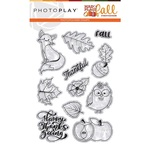 Mad 4 Plaid Fall Stamps - Photoplay