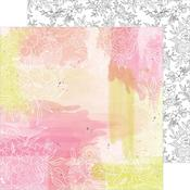 One Fine Day Paper - Just A Little Lovely - Pinkfresh