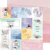 Story Paper - Just A Little Lovely - Pinkfresh