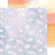 New Thoughts Paper - Just A Little Lovely - Pinkfresh