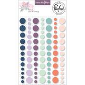 Just A Little Lovely Enamel Dots - Pinkfresh