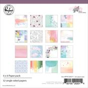 Just A Little Lovely 6 x 6 Paper Pad - Pinkfresh