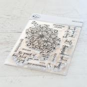 Just A Little Lovely Clear Stamp Set - Pinkfresh
