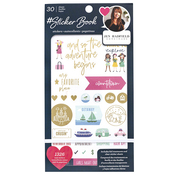 Jen Hadfield Sticker Book - PRE ORDER