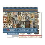 Mechanical Fantasy 2020 Calendar - Stamperia