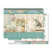 Wonderland 2020 Calendar - Stamperia