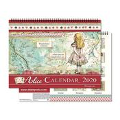 Alice 2020 Calendar - Stamperia
