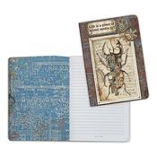 Mechanical Fantasy 2 A5 Lined Notebook - Stamperia - PRE ORDER