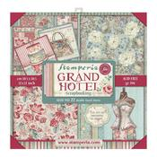 Grand Hotel 12 x 12 Paper Pad - 22 Sheets - Stamperia
