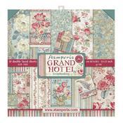 Grand Hotel 12x12 Paper Pad - Stamperia