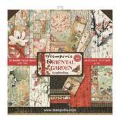 Oriental Garden 12x12 Paper Pad - Stamperia