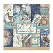 Cosmos 12x12 Paper Pad - Stamperia