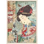 Geisha Rice Paper - Stamperia