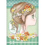 Daisy Fairy Rice Paper - Stamperia