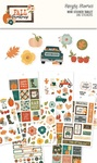 Fall Farmhouse Mini Sticker Tablet - Simple Stories