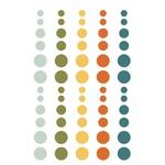 Fall Farmhouse Enamel Dots - Simple Stories