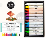 Basic Watersoluble Oil Pastels - Prima
