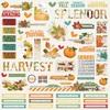Autumn Splendor Combo Sticker - Simple Stories