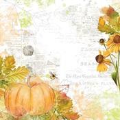 Fabulous Fall Paper - Autumn Splendor - Simple Stories