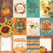 3x4 Elements Paper - Autumn Splendor - Simple Stories - PRE ORDER