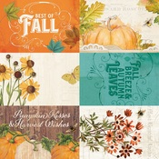 4x6 Elements Paper - Autumn Splendor - Simple Stories - PRE ORDER