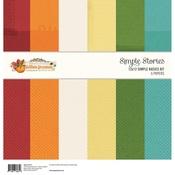 Autumn Splendor Simple Basics Kit - Simple Stories - PRE ORDER