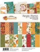 Autumn Splendor 6x8 Paper Pad - Simple Stories - PRE ORDER