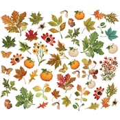 Autumn Splendor Foliage Bits & Pieces - Simple Stories