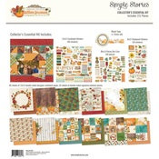 Autumn Splendor Collector's Essential Kit - Simple Stories