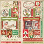 Rejoice Elements - Cardstock Die-Cut Accents - Authentique