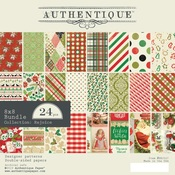 Rejoice 8 x 8 Paper Pad - Authentique