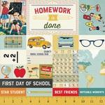 Scholastic Seven Paper - Authentique