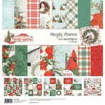 Country Christmas Collection Kit - Simple Stories