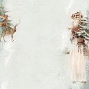 Joyous Noel Paper - Country Christmas - Simple Stories