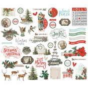 Country Christmas Bits & Pieces - Simple Stories