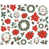 Country Christmas Floral Bits & Pieces - Simple Stories