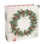 Country Christmas 6X8 SN@P! Holiday Binder - Simple Stories