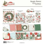 Country Christmas Collector's Essential Kit - Simple Stories
