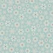 Feelin' Frosty Paper - Winter Farmhouse - Simple Stories