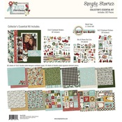 Winter Farmhouse Collector's Essential Kit - Simple Stories
