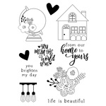 So Happy Together	Stamps - Simple Stories