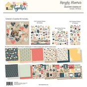 So Happy Together Collector's Essential Kit - Simple Stories - PRE ORDER