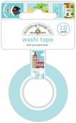 Wish You Were Here Washi Tape - I ♥ Travel - Doodlebug