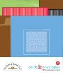 I ♥ Travel Cards & Envelopes - Doodlebug