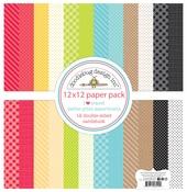 I ♥ Travel Petite Print Assortment Pack - Doodlebug