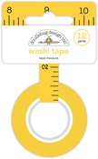 Tape Measure Washi Tape - Doodelbug