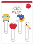 School Days Jelly Clips - Doodlebug