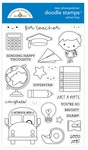 School Boy Stamps - Doodlebug