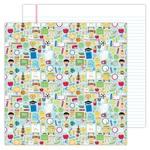 School Days Paper - School Days - Doodlebug