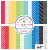 School Days Petite Print Assortment Pack - Doodlebug